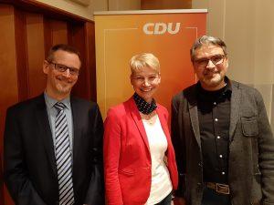 Thomas Marner, Marion Lück, Michael Schneider